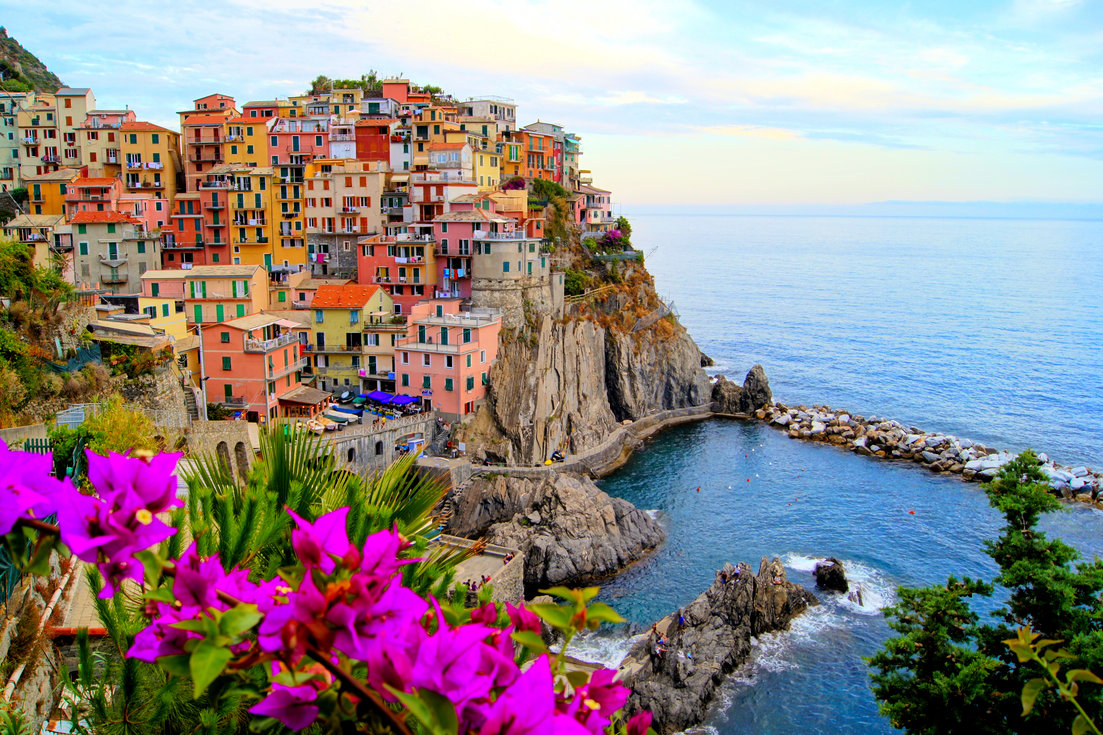 Honeymoon to Cinque Terre with Encore Journeys